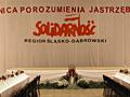 25 lat Porozumień Jastrzębskich - Wystrój hali