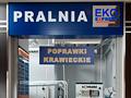Informacja wizualna - Pralnia EKO EXPRESS - Galeria Jastrzębie