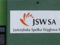 Lablica JSW S.A. - Zakład Logistyki Materiałowej w  Jastrzębiu Zdroju