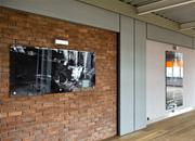 JSW SA Sala konferencyjna - Szklane obrazy