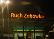 """JSW SA """"KWK Borynia-Zofiówka"""" Ruch Zofiówka - napis świetlny 3D"""