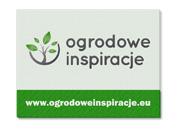 Ogrodowe Inspiracje - tablica informacyjna