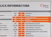 """Tablica informacyjna KWK """"Jas-Mos"""""""